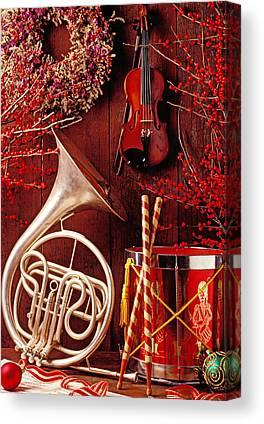 Horn Canvas Prints
