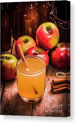 Hard Cider Canvas Prints