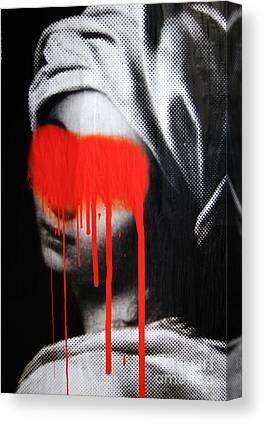 Graffiti Canvas Prints