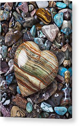 Colorful Rocks Canvas Prints