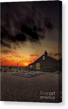 Derek Jarman Photographs Canvas Prints