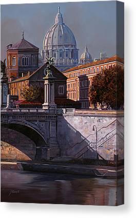 Vatican Paintings Canvas Prints