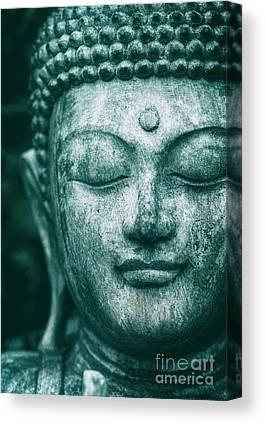 Buddha Photographs Canvas Prints