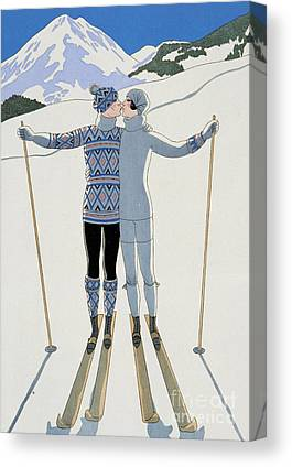Ski Canvas Prints