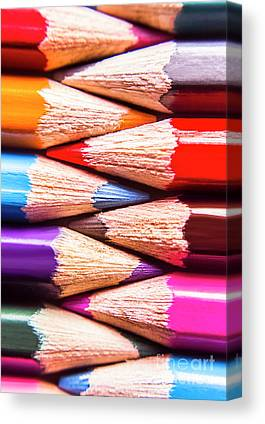 Back To School Canvas Prints