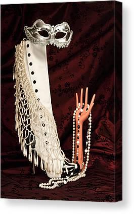 Masquerade Canvas Prints