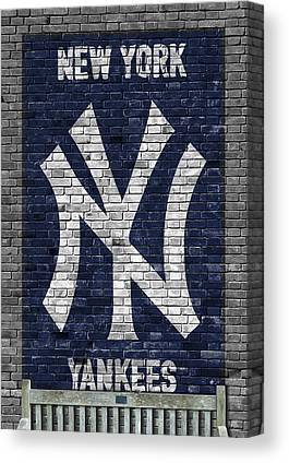 New York Yankees Canvas Prints