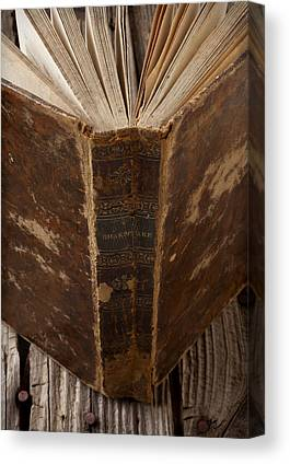 Shakespeare Photographs Canvas Prints