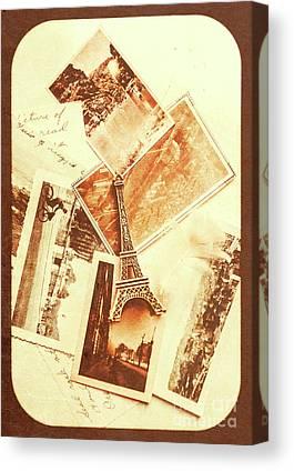 Romanticism Canvas Prints