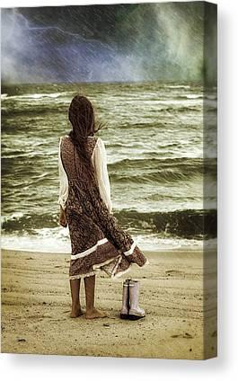 German Ocean Canvas Prints