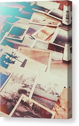 60s Photographs Canvas Prints