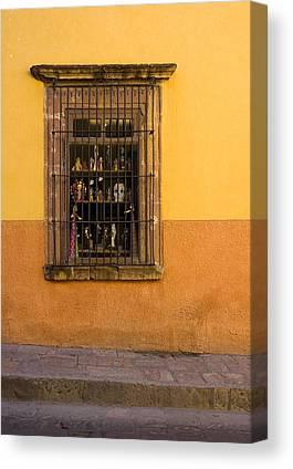 San Miguel De Allende Canvas Prints