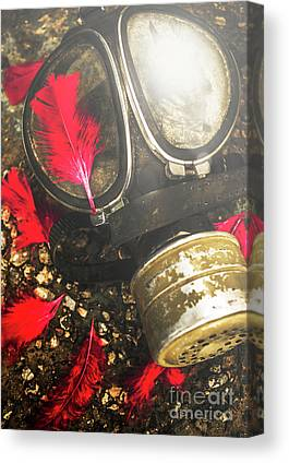 Canister Canvas Prints