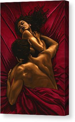 Long Bed Canvas Prints
