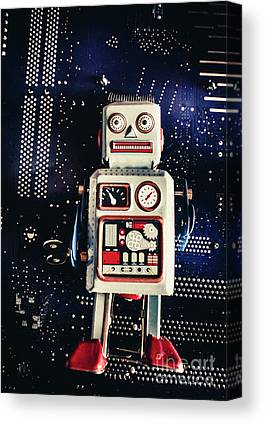 Automated Canvas Prints
