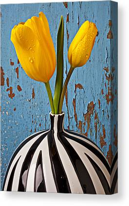 Vase Canvas Prints