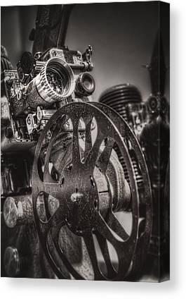 Noir Photographs Canvas Prints