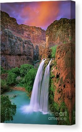 Colorado River Canvas Prints