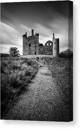 Scottish Castles Canvas Prints