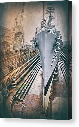 Fletcher Class Destroyer Art | Fine Art America