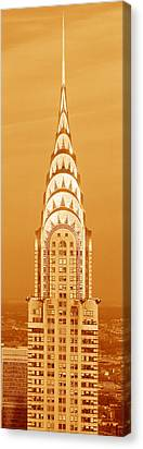 Tall Buildings Canvas Prints