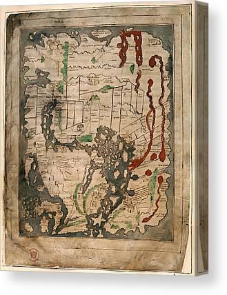 11th Century Canvas Prints