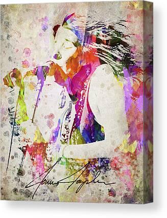 Signature Mixed Media Canvas Prints