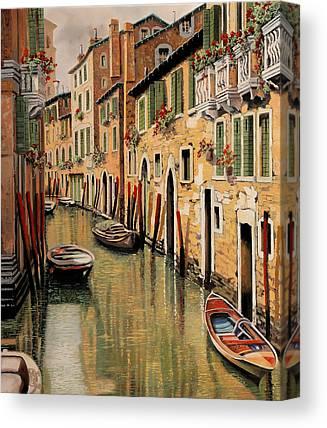 Venecia Canvas Prints