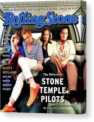 Stone Temple Pilots Canvas Prints