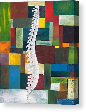 Anatomical Canvas Prints