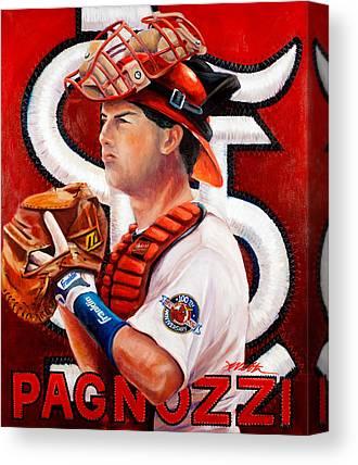 Pagnozzi Canvas Prints