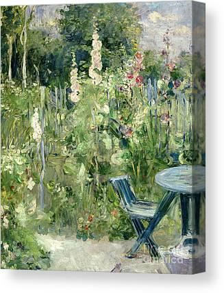Berthe Morisot Canvas Prints