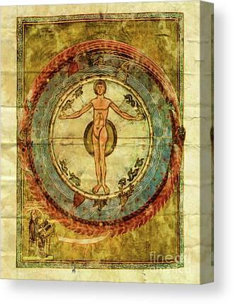 Gnosis Canvas Prints