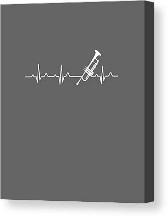 Hearts Canvas Prints