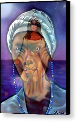 Spiritual Portrait Of Woman Limited Time Promotions