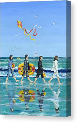 Abbey Road Photographs Canvas Prints