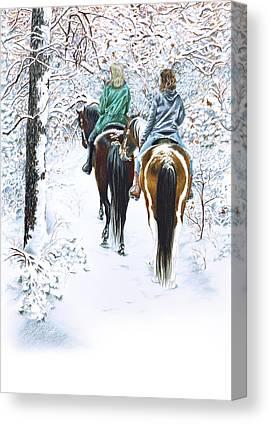 Fairieland Canvas Prints