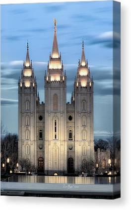 The Church Photographs Canvas Prints