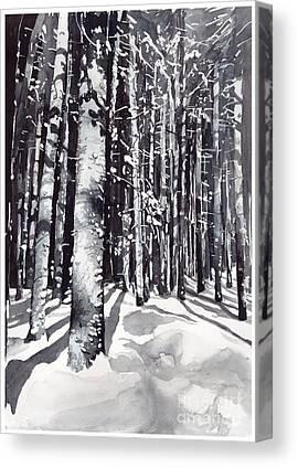 New Brunswick Canvas Prints