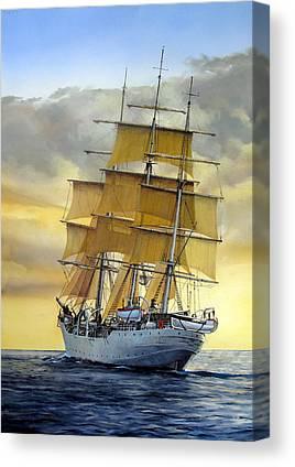 Maritime Canvas Prints
