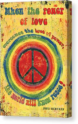 Peace Canvas Prints