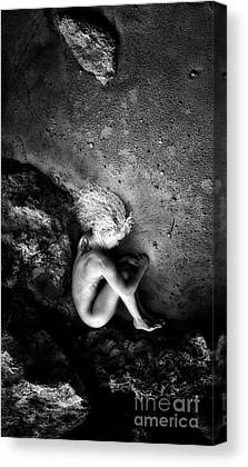 Barechested Canvas Prints