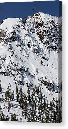 Out Of Bounds Canvas Prints