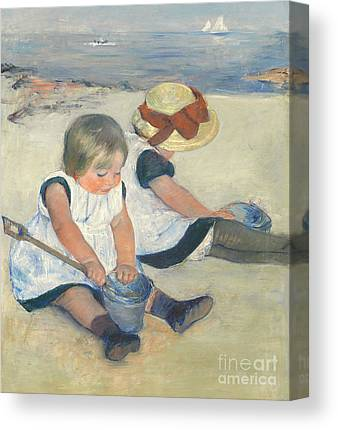 Cassatt Canvas Prints