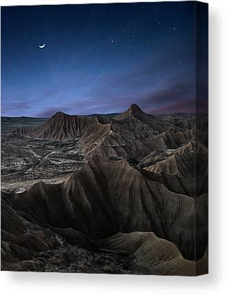 Barren Canvas Prints