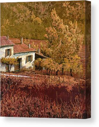 Autumn Canvas Prints