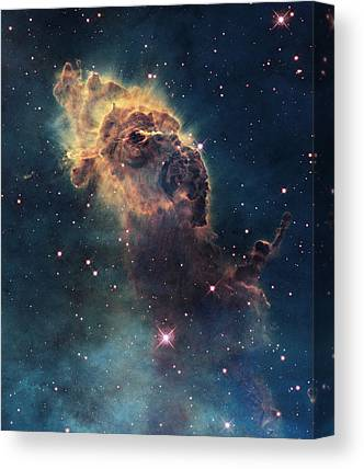 Earth Science Canvas Prints