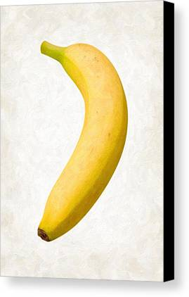 Banana Canvas Prints