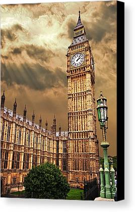Tower Of London Canvas Prints