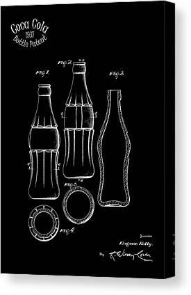 Sherry Coke Canvas Prints